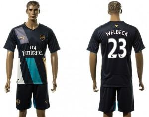 Camiseta nueva del Arsenal 23# Away