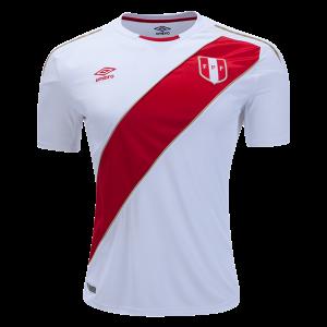 Camiseta de Peru 2018 Home