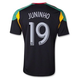 Camiseta de Los Angeles Galaxy 13/14 Tercera Juninho
