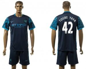 Camiseta de Manchester City Away 42#