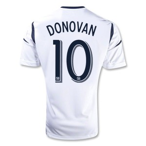 Camiseta Los Angeles Galaxy Donovan Primera 2013/2014