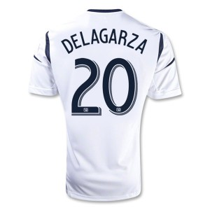 Camiseta de Los Angeles Galaxy 2013/2014 Primera Delagarza