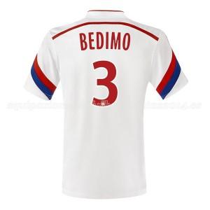 Camiseta nueva Lyon Bedimo Primera 2014/2015