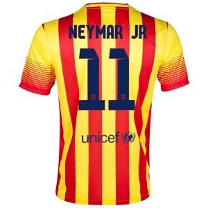 Camiseta de Barcelona 2013/2014 Segunda Neymar Jr