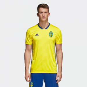 Camiseta nueva del Swedish 2018 Home