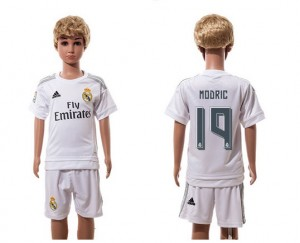 Camiseta nueva Real Madrid Niños 19 Home 2015/2016