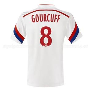 Camiseta Lyon Gourcuff Primera 2014/2015