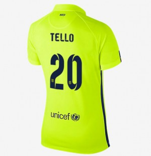 Camiseta Barcelona Cuenca Segunda 2013/2014