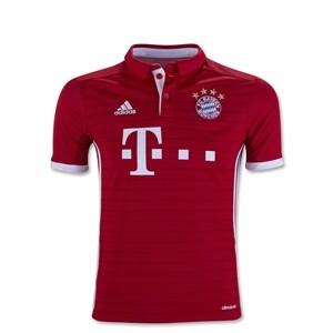 Camiseta nueva del Bayern Munich 2016/2017 Niños