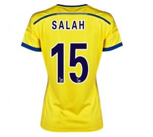 Camiseta nueva Chelsea Mujer Equipacion Segunda 2013/2014