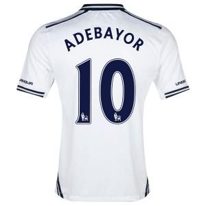 Camiseta Tottenham Hotspur Adebayor Primera 2013/2014