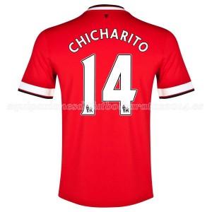 Camiseta nueva del Manchester United 2014/2015 Chicharito Primera