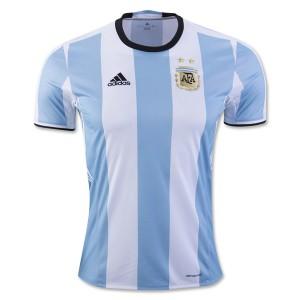 Camiseta nueva Argentina Home 2016