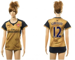 Camiseta del 12# Arsenal Away