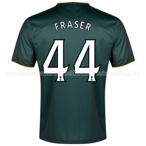 Camiseta del Fraser Celtic Segunda Equipacion 2014/2015