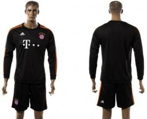 Camiseta Bayern Munich Primera Manga Larga 2015/2016