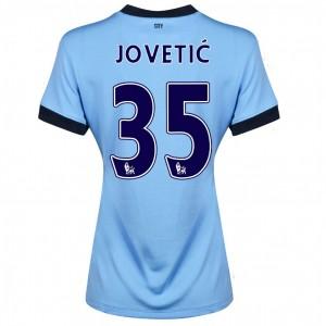 Camiseta nueva del Manchester City 2014/2015 J.Navas Tercera