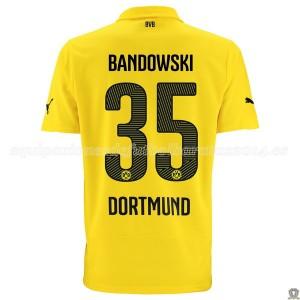 Camiseta nueva del Borussia Dortmund 14/15 Bandowski Tercera