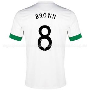Camiseta Celtic Brown Tercera Equipacion 2014/2015