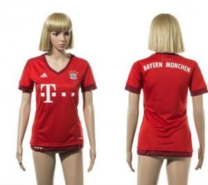 Camiseta Bayern Munich 2015/2016 Mujer