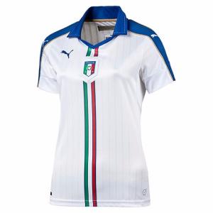 Camiseta nueva ITALIA REPLICA Mujer VISITANTE