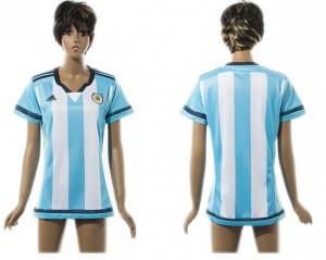 Mujer Camiseta del Argentina 2015/2016
