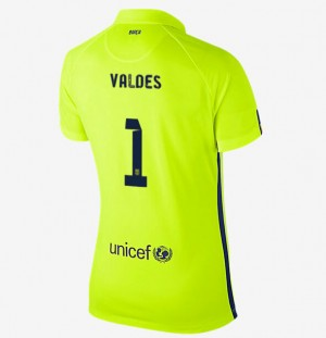 Camiseta Portero Barcelona 2a 2013/2014