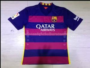 Camiseta del Barcelona Primera Tailandia 15/16