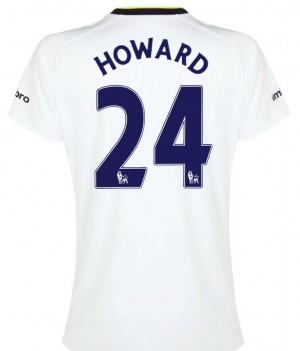 Camiseta Tottenham Hotspur Lamela Primera 2013/2014