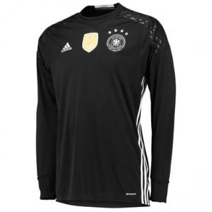 Camiseta Portero nueva del Alemania 2016 Equipacion Primera