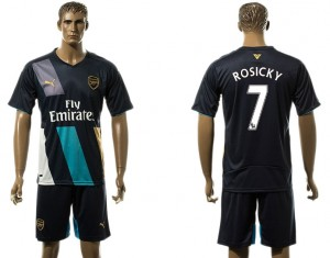 Camiseta Arsenal 7# Away