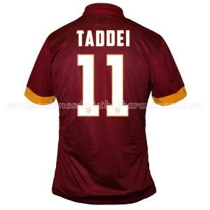 Camiseta de AS Roma 2014/2015 Primera Taddei Equipacion