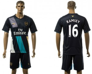 Camiseta nueva del Arsenal 16# Away