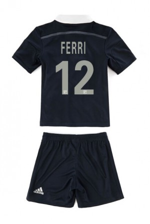 Camiseta del S.Cazorla Arsenal Primera Equipacion 2014/2015
