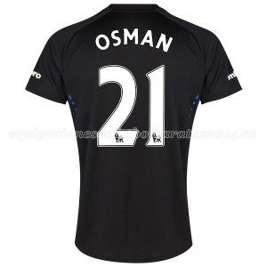 Camiseta del Osman Everton 2a 2014-2015