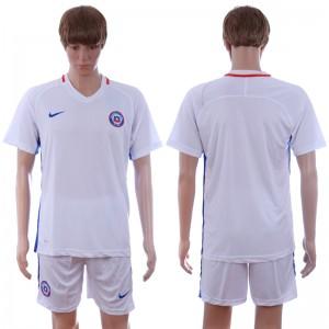 Camiseta nueva del Chile 2016/2017