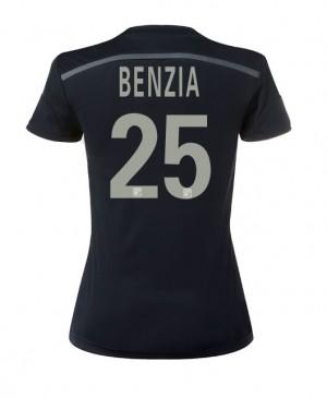 Camiseta de Marseille 2014/2015 Segunda Khalifa