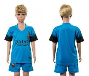 Camiseta de Barcelona 2015/2016 Niños