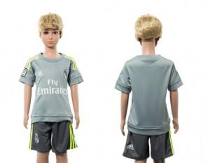 Camiseta de Real Madrid 2015/2016 3# Niños