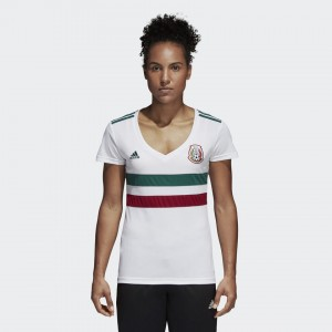Camiseta nueva del MEXICO 2018 Mujer Away