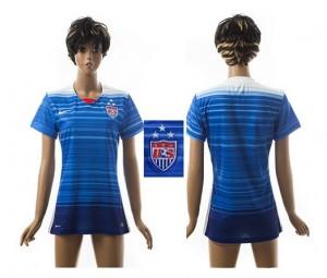 Camiseta nueva Estados Unidos Mujer 2015/2016