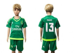 Camiseta nueva del Real Madrid 2015/2016 13 Niños