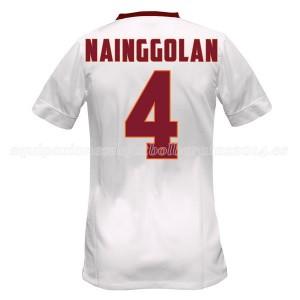 Camiseta del Nainggolan AS Roma Segunda Equipacion 2014/2015