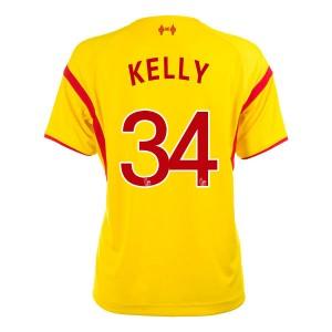 Camiseta del Mikel Chelsea Segunda Equipacion 2014/2015