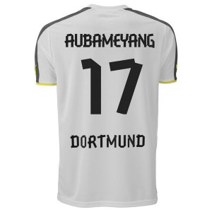 Camiseta del Aubameyang Borussia Dortmund Tercera 2013/2014