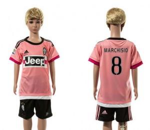 Camiseta nueva del Juventus 2015/2016 8 Niños