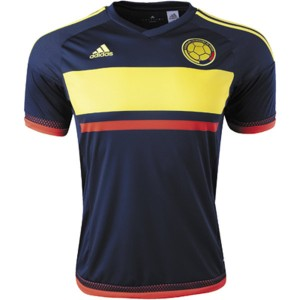 Camiseta de Colombia 2016 Away