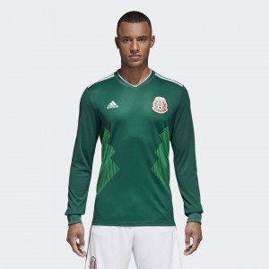 Camiseta de MEXICO 2018 Home