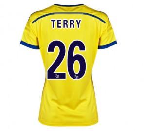 Camiseta nueva Chelsea Equipacion Segunda 2013/2014