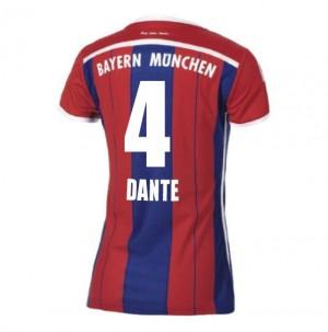 Camiseta nueva Barcelona Douglas S. Primera 2014/2015